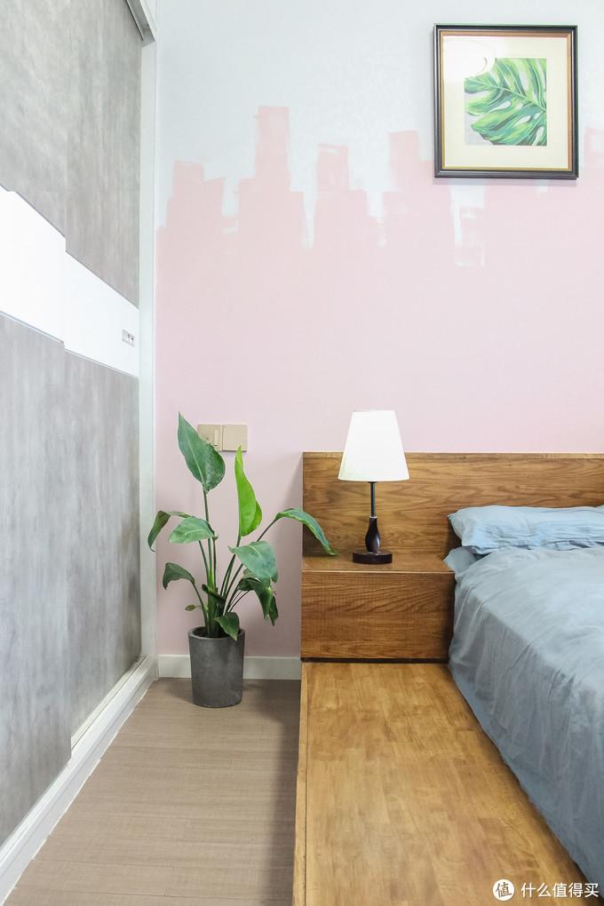 立邦刷新之上篇—看师傅如何刷出一面艳冠小区的拼色墙