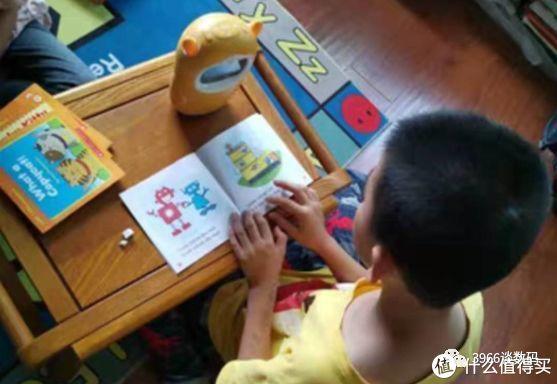 牛听听读书牛-据说这款绘本机器人是亲妈育儿法宝?