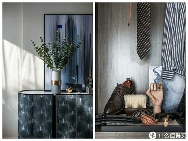 这套130平三房两厅实景案例,给你呈现高级灰的轻奢范!