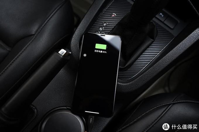 有概念有技术的车充新选择,Belkin 车载充电器体验
