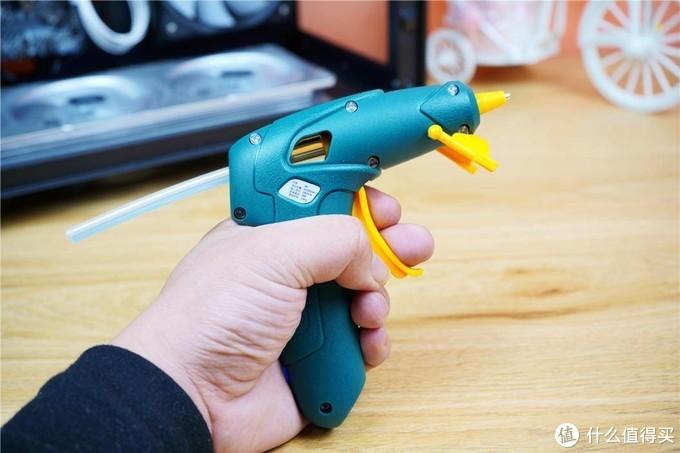 无线修补小神器,得心应手真给力--世达锂电热熔枪分型