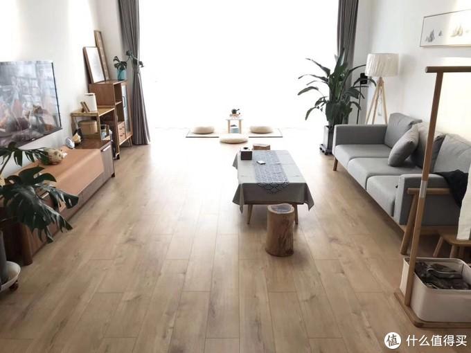 超古朴雅致的德国原木风地板!