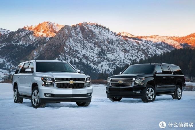 2019进博会:宝马X7在它面前都是弟弟?雪佛兰Suburban才是全尺寸SUV该有的样子!