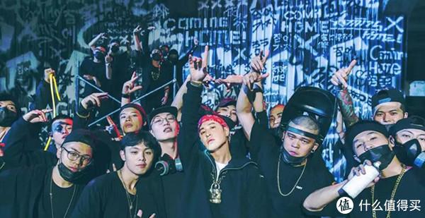 四大潮流风尚及其代表品牌之嘻哈