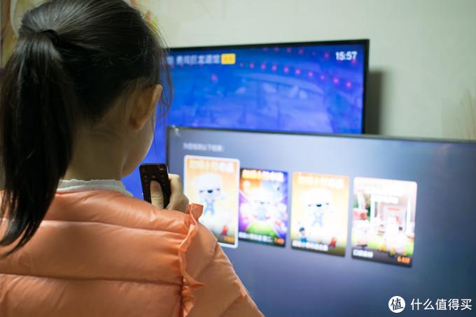 1000元出头买了一台乐视超级电视,50英寸、配置强悍,放宿舍刚刚好