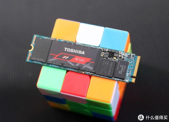 电脑有它提速好几倍,东芝RC500 NVMe固态硬盘测评