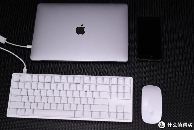开启适用于办公室的机械键盘之旅——悦米YMI机械键盘87二代MK01S
