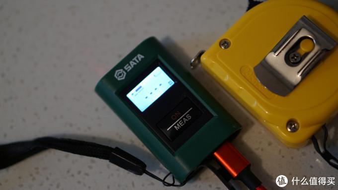世达迷你激光测距仪,让你对家的了解,细致到每一毫米。