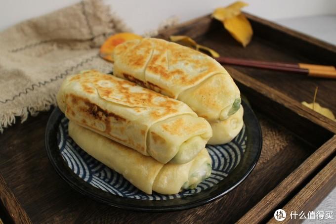 比包子饺子还好吃的素馅饼,成本几块钱,外酥里香,一顿能吃5个