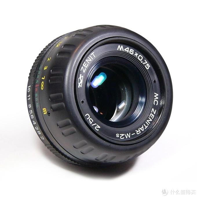 Zenitar泽尼特 50mm-M2s
