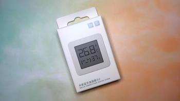 米家蓝牙温湿度计2体验怎么样(温湿度记录|显示|磁吸设计)
