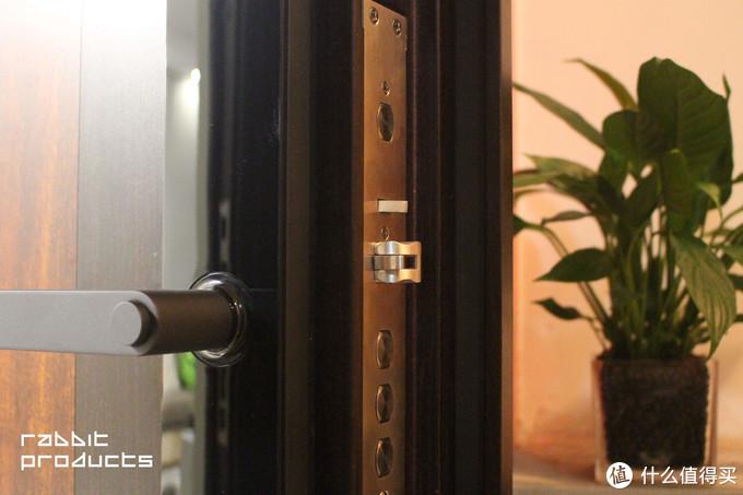 米家智能门锁(霸王锁体版)| 为便捷和安全而来