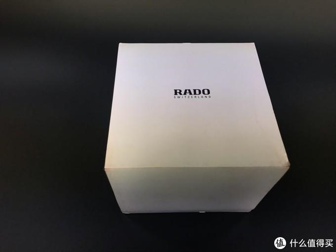 RADO 雷达帝星 R15513103 机械表开箱