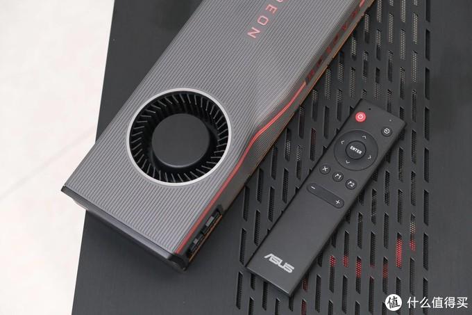 43寸梦幻巨屏:华硕ROG XG438Q显示器