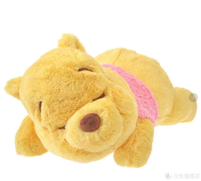 超难抢的迪士尼的睡颜趴趴熊,双十一,我一次买两!