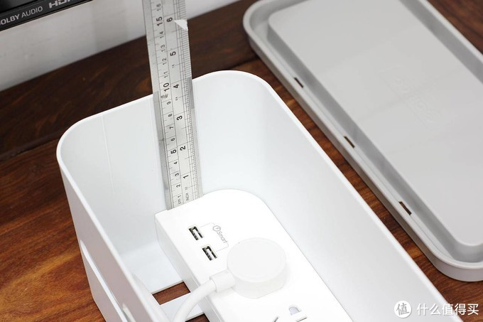 桌面整理系列——奥睿科收纳盒排插