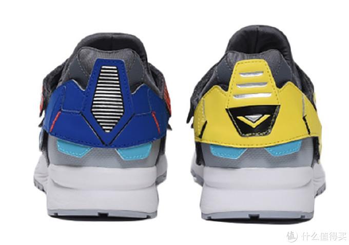 塞伯坦之家 :ASICS 亚瑟士推出变形金刚联名运动鞋!