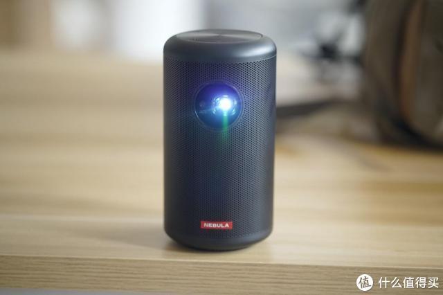 便携投影仪的新选择,安克·腾讯极光智能投影仪M2上手评测