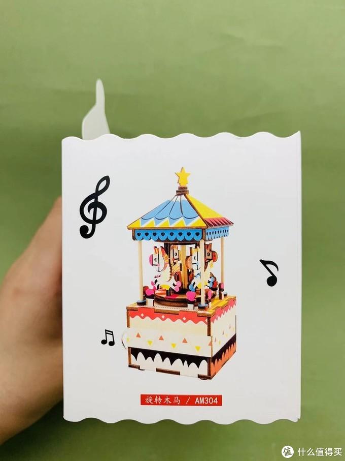 八音盒DIY   用有温度的手作,创作一个梦幻的音乐世界