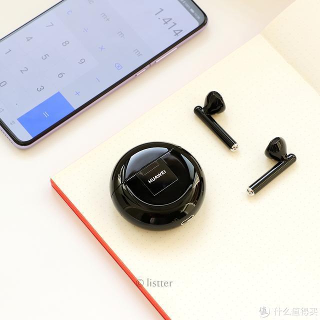 半开放式还能主动降噪,HUAWEI FreeBuds 3耳机深度体验
