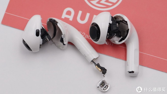 拆解报告:苹果AirPods Pro国行版