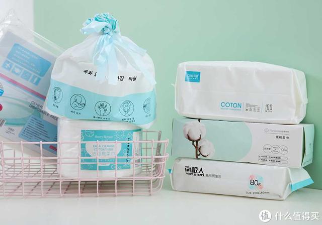 6款平价一次性洗脸巾测评,哪款性价比之王值得囤