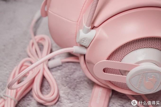 粉红色和毛茸茸,适合女生的PhantumS Pink评测