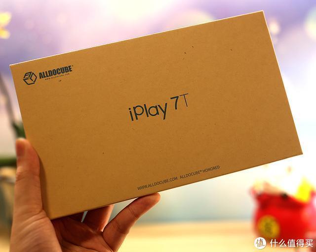 单手持握极限,6.98寸酷比魔方iplay 7T平板开箱