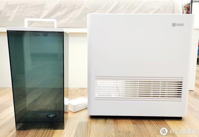 维护成本低无雾干扰,352 Skin自然蒸发加湿器测评