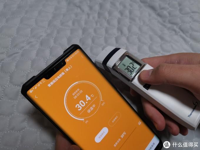 过冬暖被好物——秒秒测TK150X80-1X 智能低压电热毯