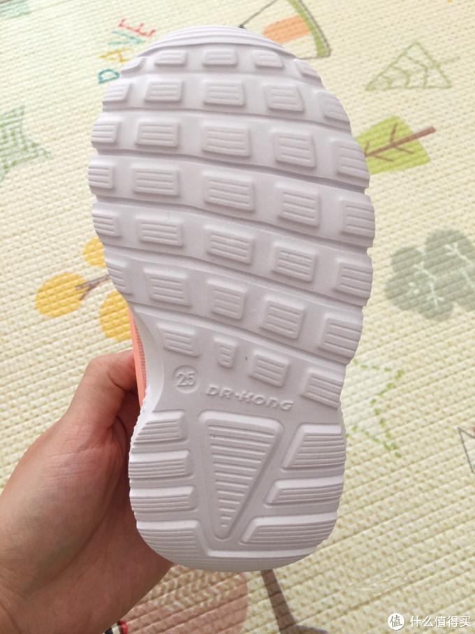 简约轻盈 江博士秋款童鞋晒单