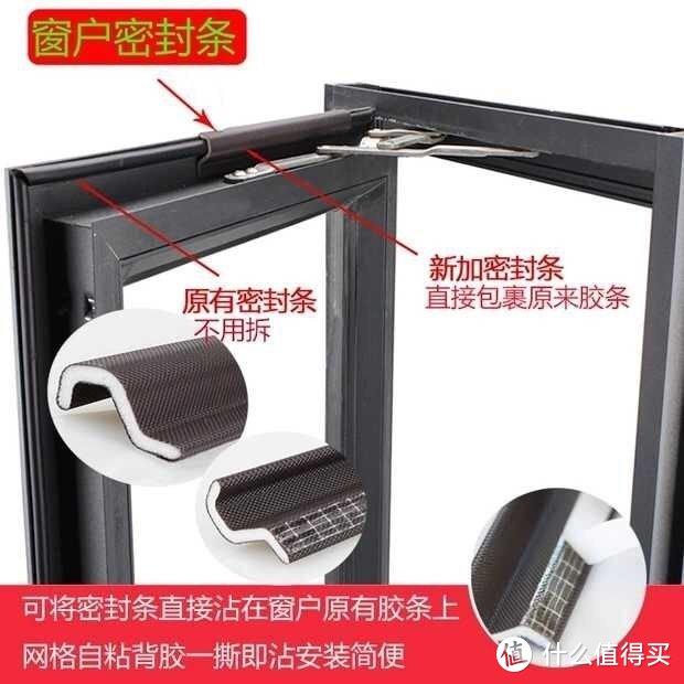 门窗密封条 篇一:门窗防风保暖,减少噪音的不二之选