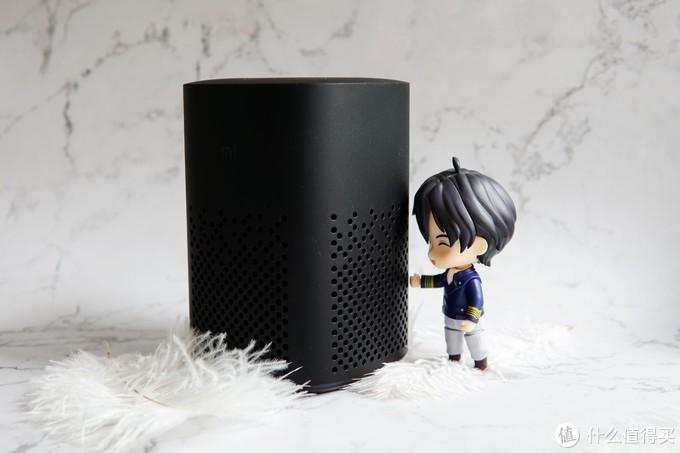 给力!参加值得买活动拿到的小米小爱音箱 万能遥控版 简单晒