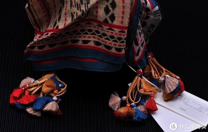 给娃的美丽加分,伽罗生活 JALO 真丝薄纱围巾晒单