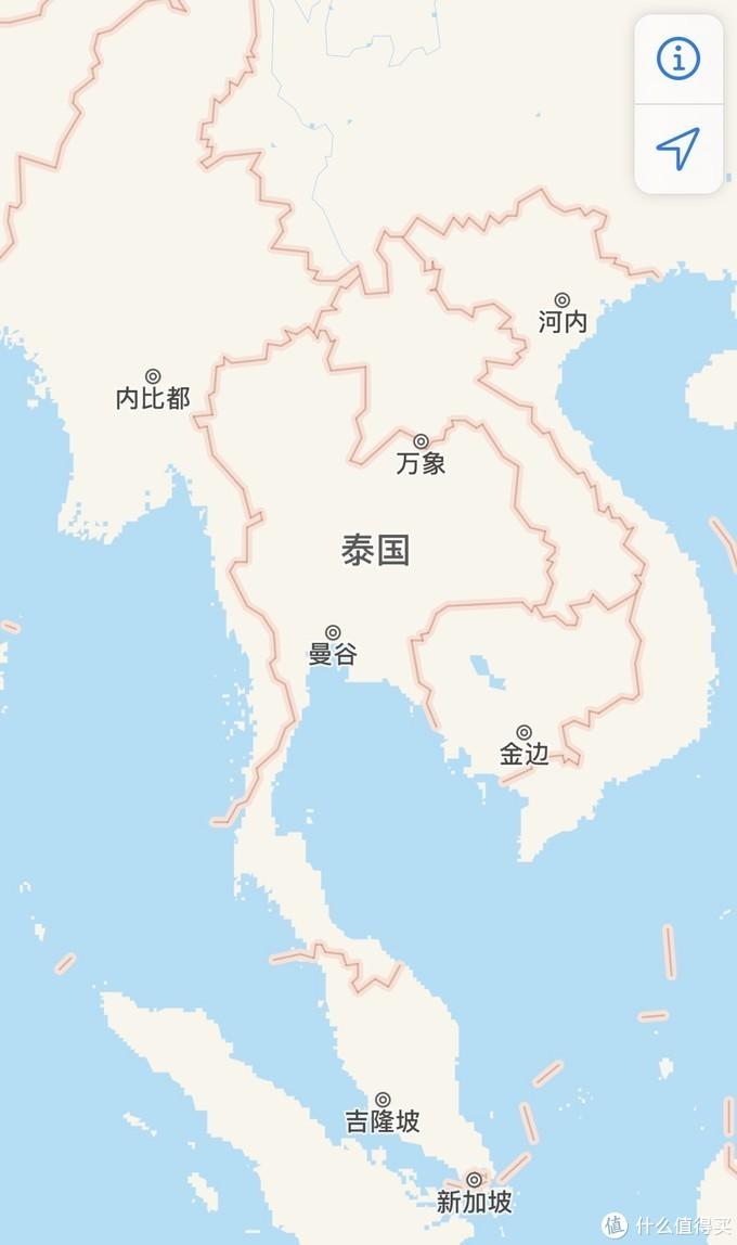 泰国及周边国家