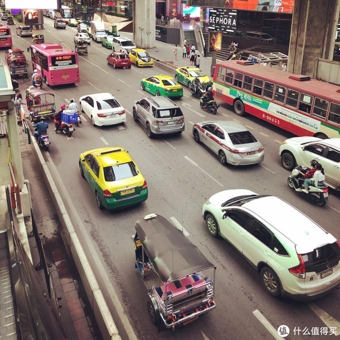 曼谷交通一瞥