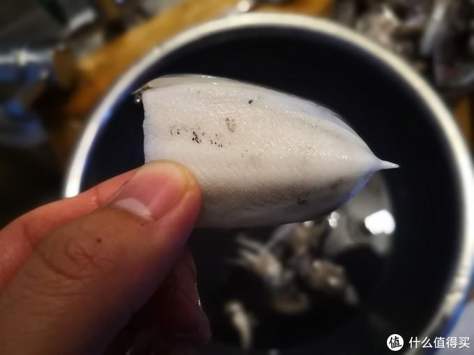 尝试操作一下海洋软体动物~大连逛菜市场之墨鱼炒蒜黄