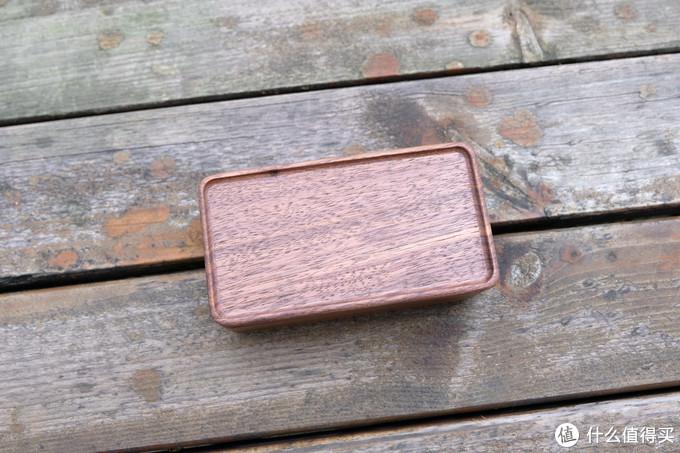 精致收纳,胡桃木便携式首饰盒 入手体验