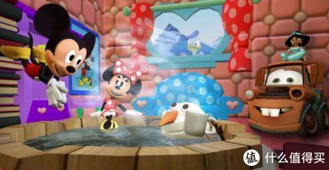 多平台 迪士尼无限(角色大聚会)