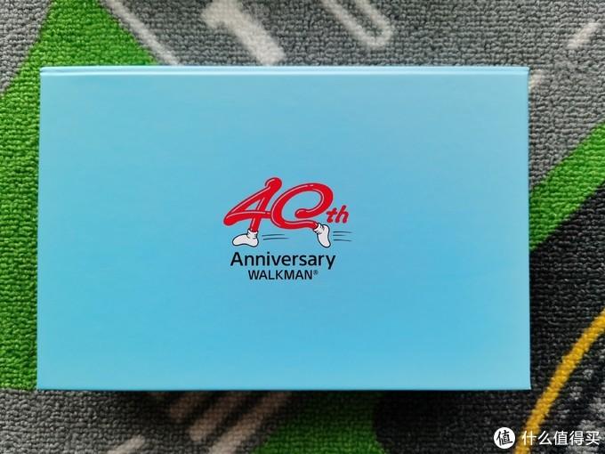 内包装,40周年logo