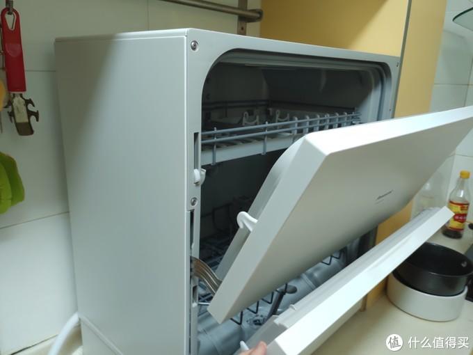 松下六套台式洗碗机新老PK之1: H1D