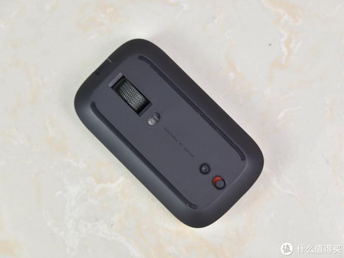 无线和蓝牙让出差办公更方便,雷柏M550充电版三模游戏鼠标体验