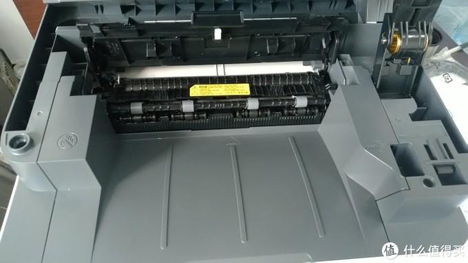 惠普136w无线激光打印机开箱