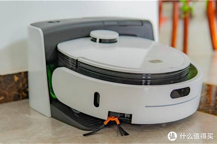 哇力N1拖扫地机器人在手,轻松解决打扫难题