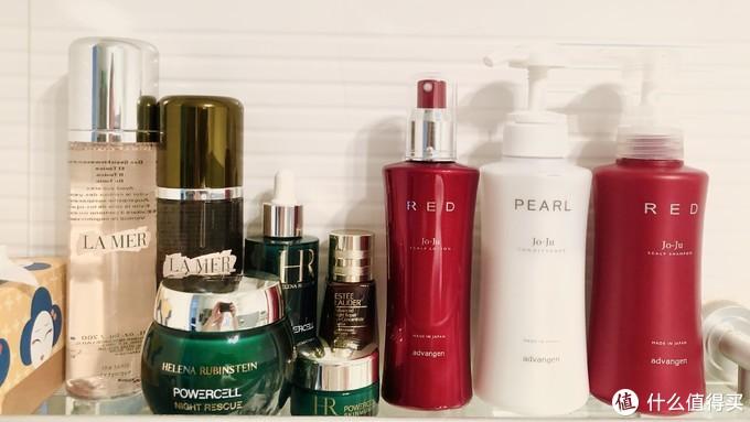 我买了一套,育发液+洗发水+护发素