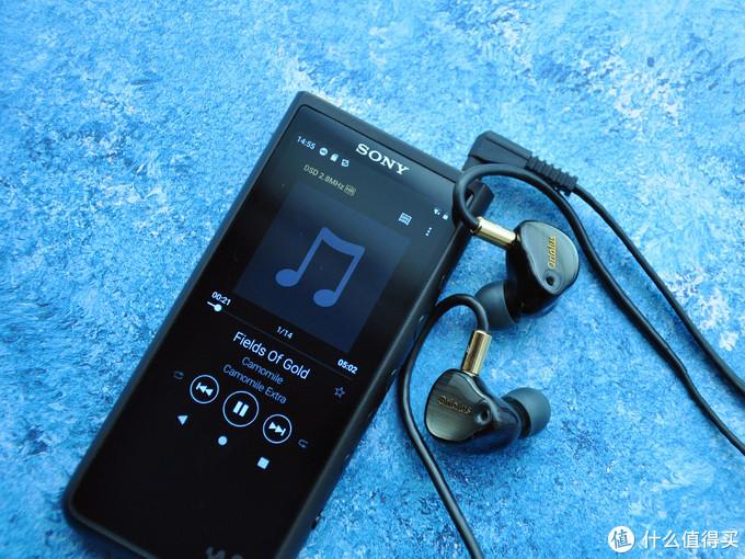 ZX505搭配灰黄鹂的单端声音并不如ZX300合适
