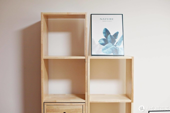 我是书柜,也是电视柜:多样玩法之8H组合柜使用分享