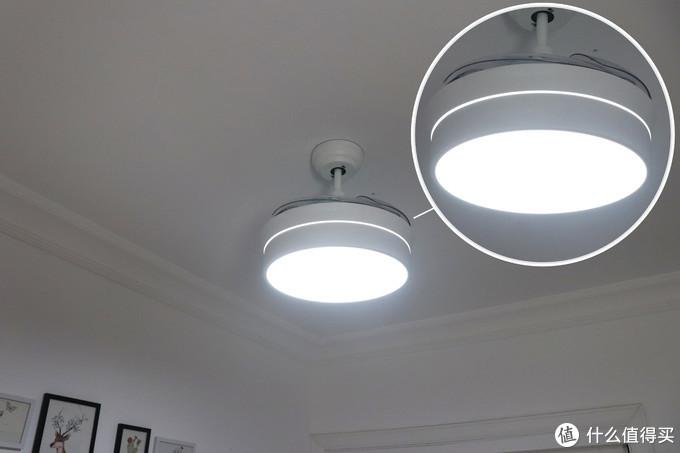 风扇与灯造就颜值与实用并存的餐厅吊灯!Yeelight逸阳智能风扇吊灯安装使用实录