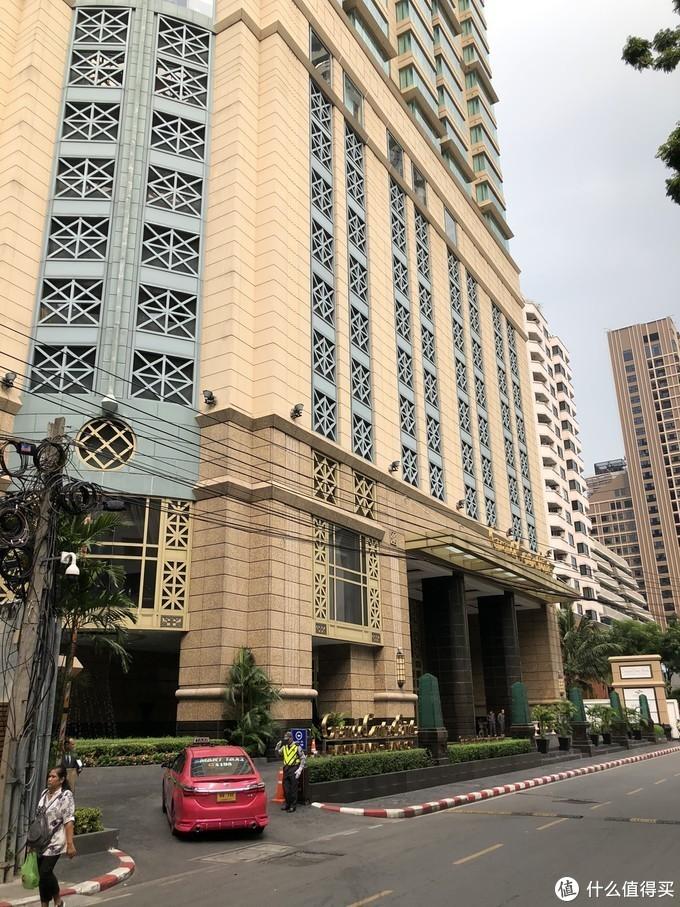 拉查丹利酒店 Grand Centre Point Ratchadamri Bangkok