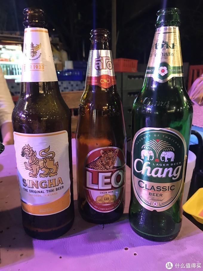 泰国本地啤酒